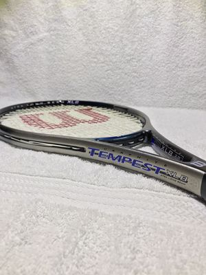 "Wilson Tempest XLB Graphite Tennis Racket - 28"" Length for Sale in Graham, WA"