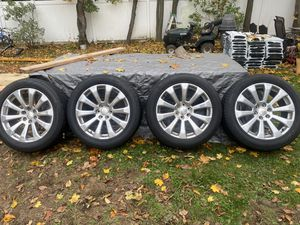 Chevy wheels &tires for sale for Sale in Rockville Centre, NY