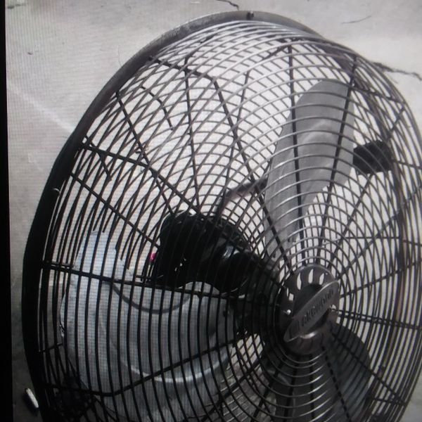 Old Restored Shop Fan (All Metal )