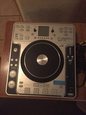 Dj Equipment in good condition! for Sale in Las Vegas, NV