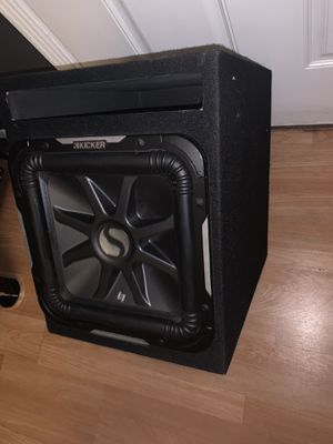 Subwoofer 12 for Sale in Buena Park, CA