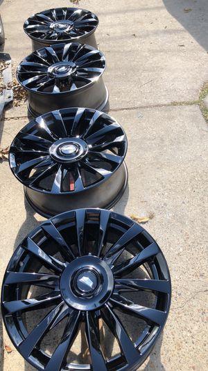 2021 Escalade wheels for Sale in Dallas, TX