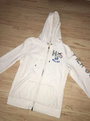 Hollister Zip- Up Hoodies for Sale in Justice, IL