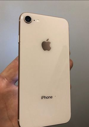 iPhone 8 regular size 64gb use all carriers paid full price and apple care for it November 2019 for Sale in San Diego, CA