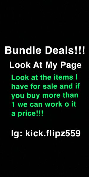 Buy more than 1 item for better pricing!!! Read description for Sale in Fresno, CA