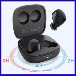 True Wireless Earbuds, Bluetooth 5.0 in-Ear Earbuds with Touch Control, Stereo Sound Deep Bass for Sports, long battery airpods for Sale in Portland,  OR