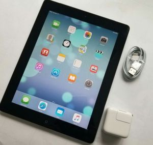 Apple iPad 4, Wi-Fi with Excellent Condition, for Sale in Fort Belvoir, VA