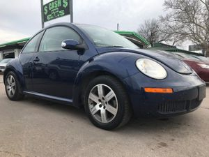 2006 Volkswagen New Beetle Coupe for Sale in Dallas, TX