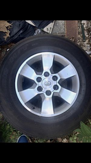 2011 4Runner rims and tires for sale for Sale in Queens, NY
