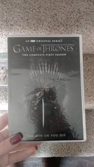 2 Season 1 Box Sets & 8 DVD's for Sale in Delta, CO