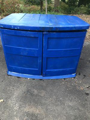 Suncast Horizontal Shed - Used for Sale in West Deptford, NJ