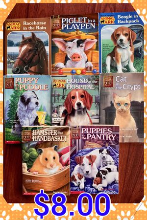 9 books $8.00 for Sale in Fresno, CA