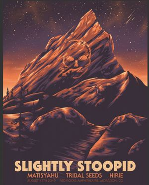 Slightly Stoopid @ red rocks 8/17 — 2 GA tickets for Sale in Lakewood, CO