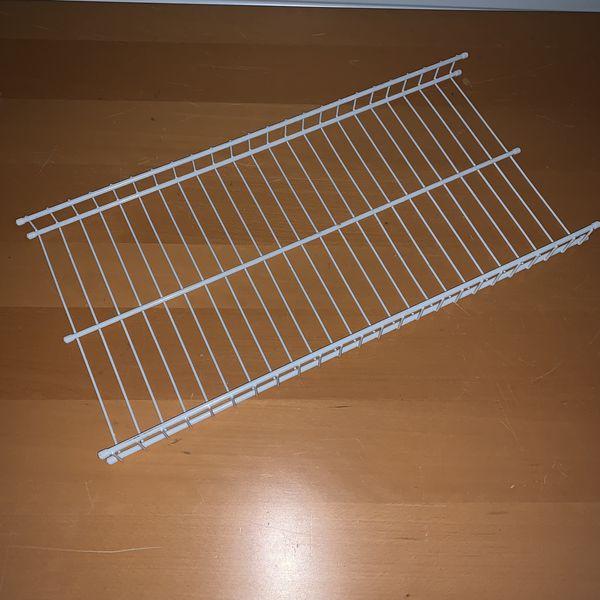 Hanging Wire Closet shelf
