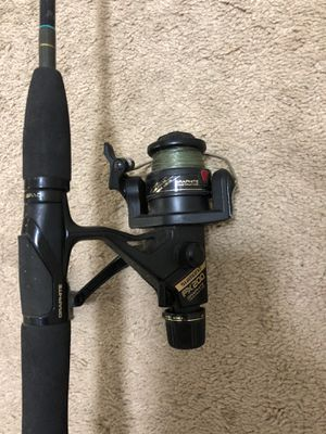 Fresh water fishing rod and reel for Sale in Hingham, MA