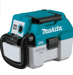 Makita LTX 18V wet/dry vacuum tool only for Sale in Whittier, CA