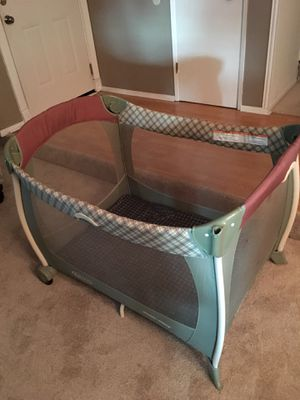Graco Pack N Play with changing table attachment for Sale in Carrollton, TX