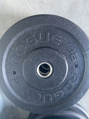 BRAND NEW ROGUE 10LBS PAIR BUMPER PLATES! for Sale in Los Angeles, CA
