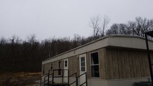 Office house trailer 1 bedroom one office for Sale in Hammondsville, OH