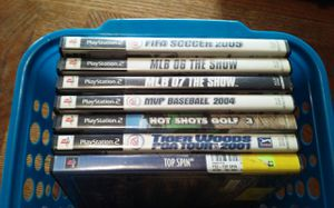 PS2 Sports Games for Sale in Salem, OR