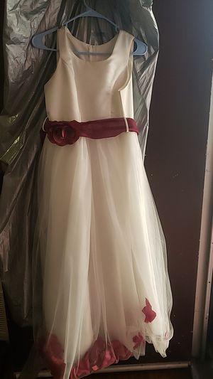 Flower girl dress for weddings for Sale in San Diego, CA