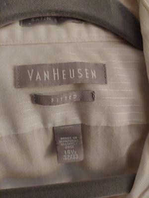 Small Van Heusen men's dress shirt for Sale in San Bernardino, CA