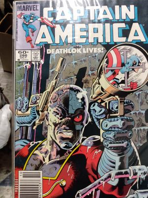 Captain America #286 for Sale in San Pablo, CA