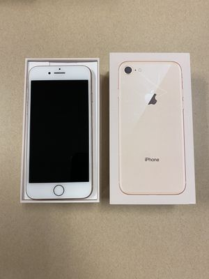 iPhone 8, Gold, 64GB for Sale in Mesa, AZ