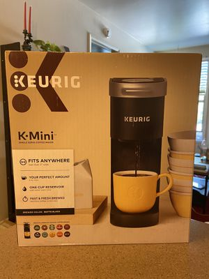 Brand new Keurig K Mini Coffee Maker for Sale in Salt Lake City, UT