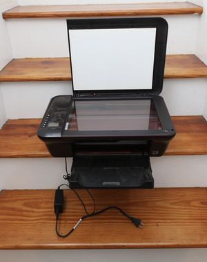 HP Deskjet Printer 3050 All-in-One - wireless print - J610a working perfectly for Sale in The Bronx, NY
