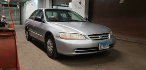 2001 Honda Accord 4clyr 4dr for Sale in Chicago, IL