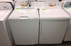 Brand New GE Washer/Dryer Set 1O for Sale in Fort Worth, TX
