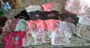 Nb ,0-3 baby girl clothes n accessories for Sale in Aurora, CO