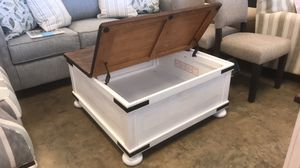 New Storage Coffee Table —> TAKE IT HOME for Sale in Virginia Beach, VA