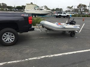 Non highway launching trailer only, boat not included for Sale in Lake View Terrace, CA