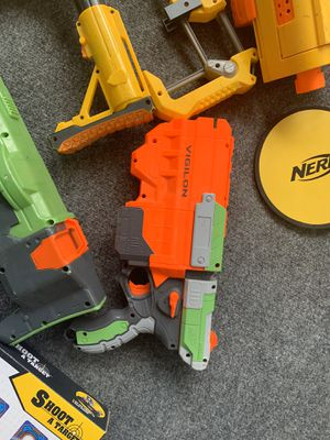 Nerf Vigilon gun for Sale in Cypress, CA