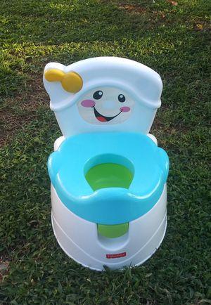 Fisherprice talking toilet $5 for Sale in Ontario, CA