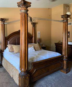 Bedroom Set - CA King for Sale in Tempe, AZ