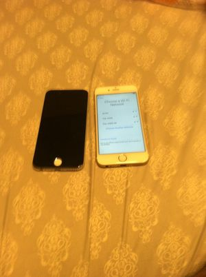 Two iphone for sale for parts or u can unlocked one is at&t other one is tmobile u can use lcd or other parts if can unlocked for Sale in Falls Church, VA