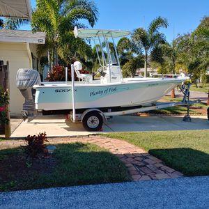 2013 Sea Fox 90 Horse Four Stroke for Sale in St. Petersburg, FL
