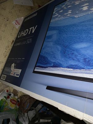 Samsung 6300 Series 50 inch 4K UHD Tv for Sale in Charlotte, NC