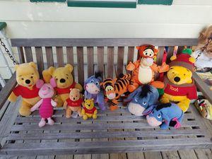 Pooh Toys for Sale in Bay City, MI