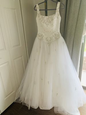 Bridal Wedding dress , David's Bridal for Sale in Fort Myers, FL
