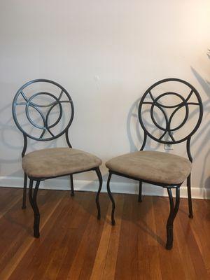 2 Decor Chairs! for Sale in Cranston, RI