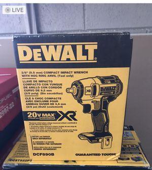New Dewalt impact wrench 3/8 for Sale in Orlando, FL