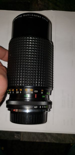 Camera lenses for Sale in Cleveland, OH