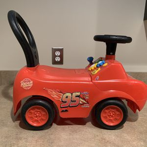 Cars Lightning McQueen car for Sale in Reading, PA
