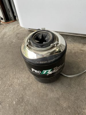 PRO 77 Insinkerator Garbage Disposal for Sale in Compton, CA