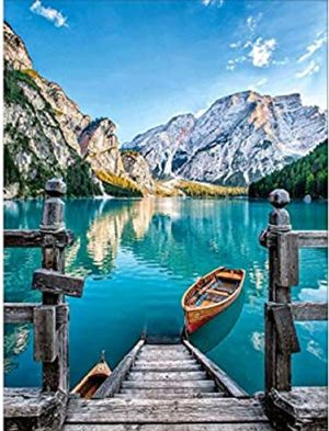 Jigsaw Braies Lake 1000pc Puzzle (New) for Sale in Clackamas, OR