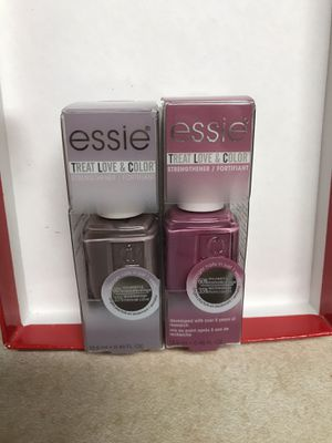 2 New Essie Nail Polish for Sale for sale  Brooklyn, NY